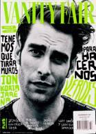 Vanity Fair Spanish Magazine Issue NO 154