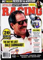 Athlon Sports Magazine Issue RACING