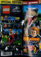 Lego Specials Magazine Issue JURASSIC14