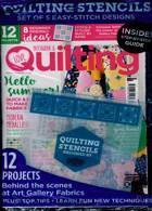 Love Patchwork Quilting Magazine Issue NO 100