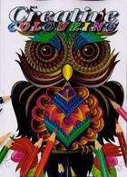 Creative Colouring Magazine Issue NO 8