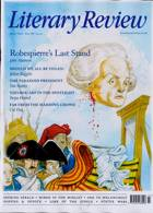 Literary Review Magazine Issue JUL 21