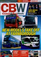 Coach And Bus Week Magazine Issue NO 1481