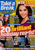 Take A Break Fiction Feast Magazine Issue AUG 21