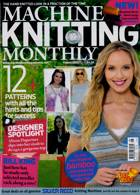 Machine Knitting  Magazine Issue AUG 21
