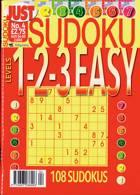 Just Sudoku Easy 1 2 3 Magazine Issue NO 4