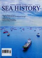 Sea History Magazine Issue SUMMER