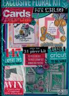 Simply Cards Paper Craft Magazine Issue NO 219