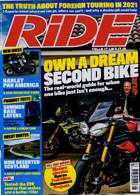 Ride Magazine Issue AUG 21