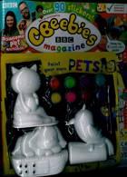 Cbeebies Magazine Issue NO 584