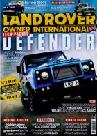 Land Rover Owner Magazine Issue AUG 21