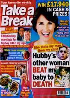 Take A Break Magazine Issue NO 28