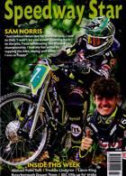 Speedway Star Magazine Issue 10/07/2021