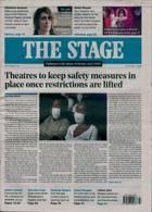 Stage Magazine Issue 08/07/2021
