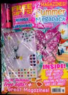 Summer Mega Pack For Girls Magazine Issue 2021