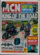 Motorcycle News Magazine Issue 07/07/2021
