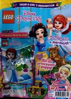 Lego Disney Princess Magazine Issue NO 14