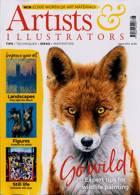 Artists & Illustrators Magazine Issue AUG 21