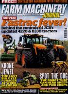 Farm Machinery Journal Magazine Issue AUG 21