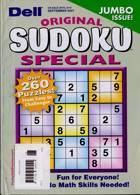 Original Sudoku Magazine Issue SEP 21