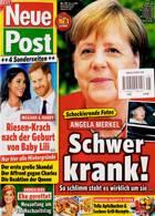 Neue Post Magazine Issue NO 25
