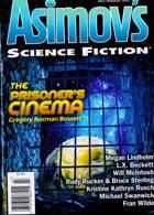 Asimov Sci Fi Magazine Issue JUL-AUG