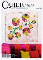 Quiltmania Magazine Issue NO 144