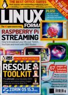 Linux Format Magazine Issue SUMMER
