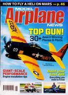 Model Airplane News Magazine Issue AUG 21