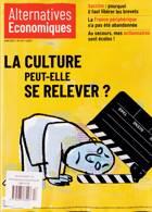 Alternatives Economiques Magazine Issue NO 413