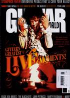 Guitar World Magazine Issue AUG 21
