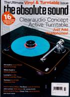 The Absolute Sound Magazine Issue JUL-AUG