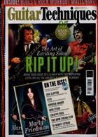 Guitar Techniques Magazine Issue SEP 21