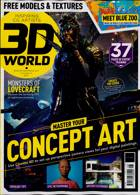 3D World Magazine Issue AUG 21