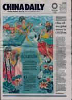 China Daily Europ Edit Magazine Issue 30/07/2021