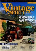 Vintage Spirit Magazine Issue JUL 21