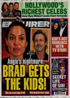 National Enquirer Magazine Issue 14/06/2021