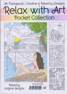 Relax With Art Pocket Coll Magazine Issue NO 41