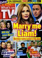 Whats On Tv England Magazine Issue 12/06/2021