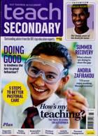 Teach Secondary Magazine Issue VOL10/5