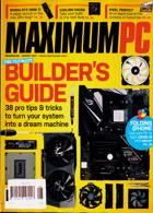 Maximum Pc Magazine Issue AUG 21