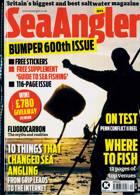 Sea Angler Magazine Issue NO 600