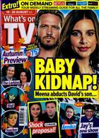 Whats On Tv England Magazine Issue 14/08/2021
