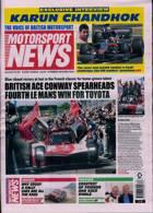 Motorsport News Magazine Issue 26/08/2021