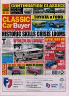 Classic Car Buyer Magazine Issue 11/08/2021