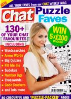 Chat Puzzle Faves Magazine Issue NO 21