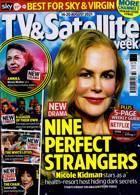 Tv And Satellite Week  Magazine Issue 14/08/2021