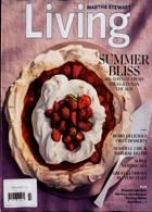 Martha Stewart Living Magazine Issue JUL-AUG