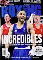 Boxing News Magazine Issue 12/08/2021