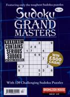 Sudoku Grandmaster Magazine Issue NO 197